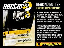 Bearing Butter - Sector 9 Skate Lube