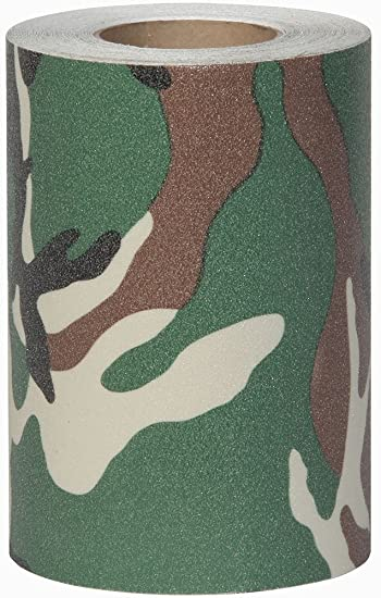 "10"" Camo Griptape - Sold by the foot"