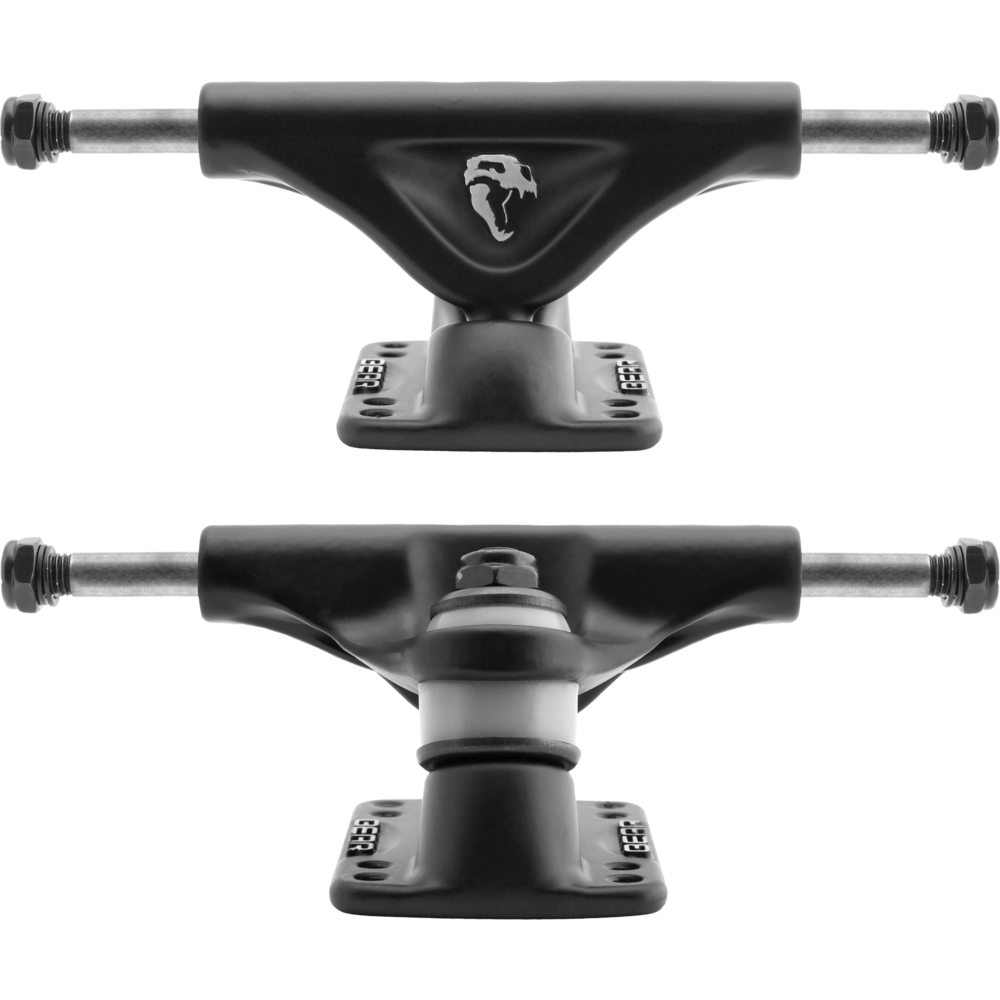 130mm Polar Bear Skateboard Trucks set