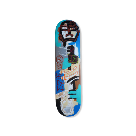 Social Anti Collection x Longboard Living 3/3 - Skate Deck Series