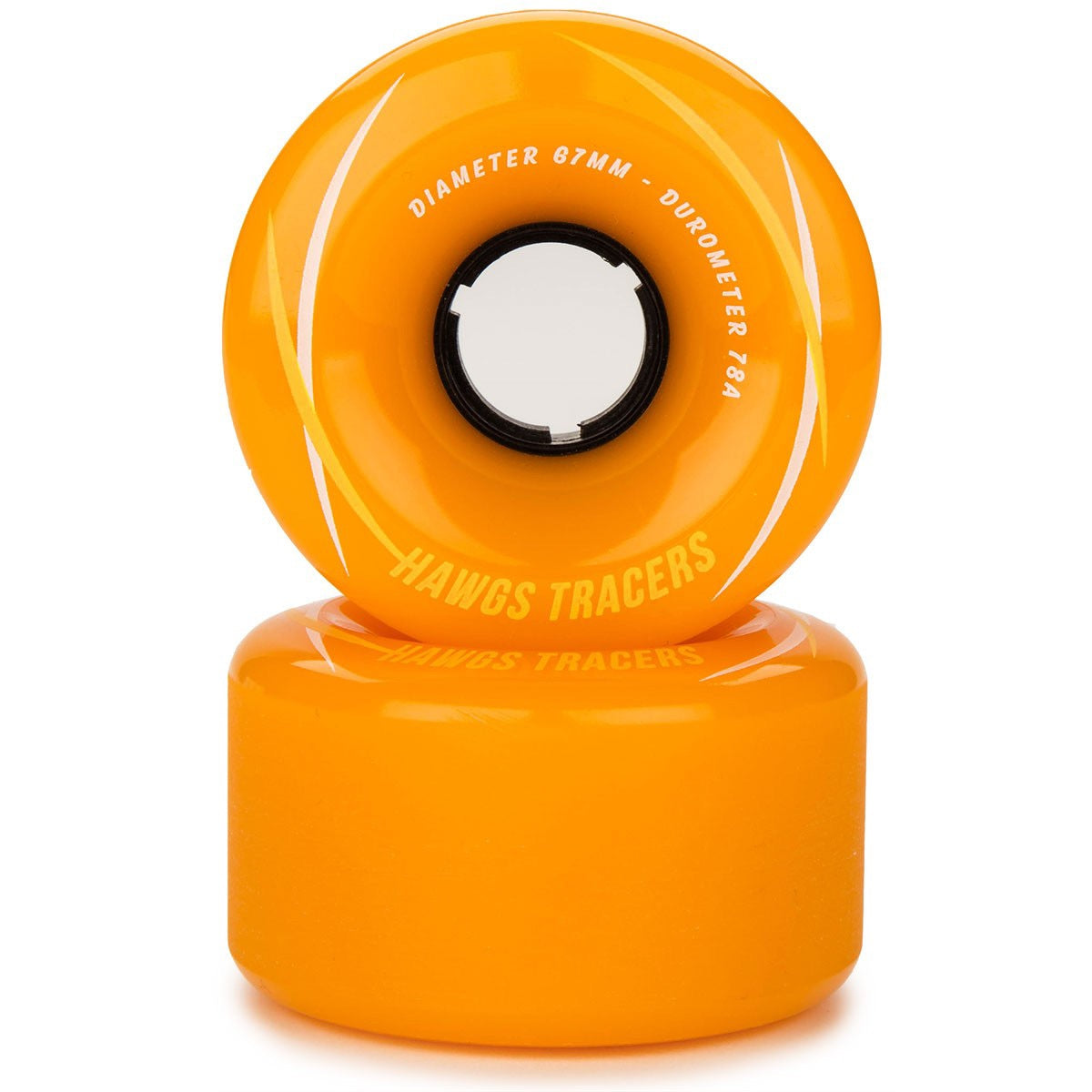 67mm 78a Hawgs Tracers orange