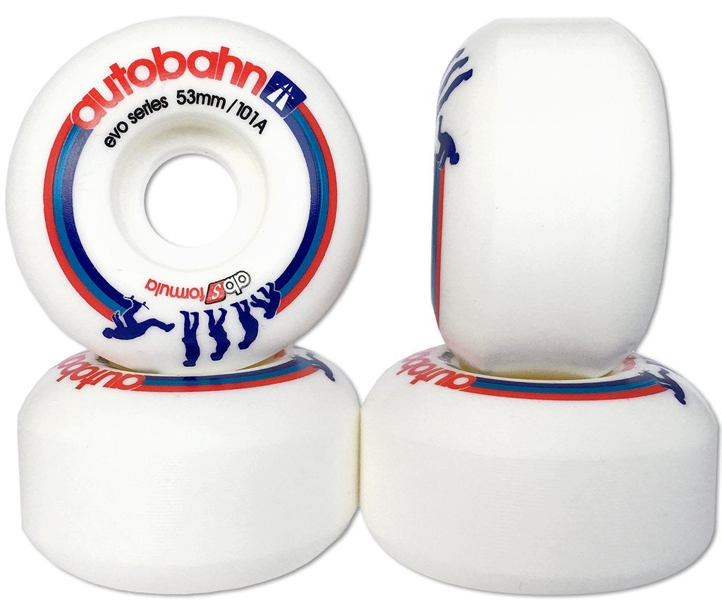53mm 101a Autobahn skateboard wheelhfujn