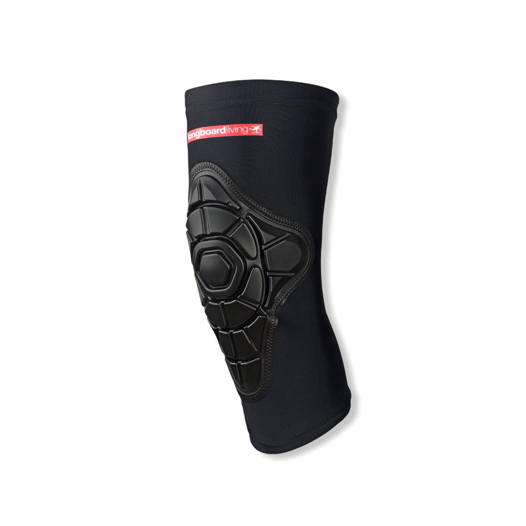 Elbow Pads by Longboard Living - soft shell