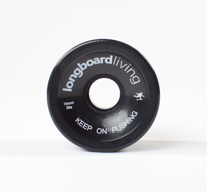 70mm 80a Longboard Living Wheels