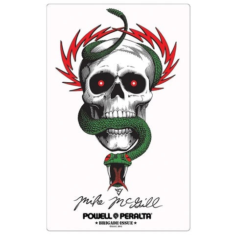 Powell Peralta Sticker McGill 6""