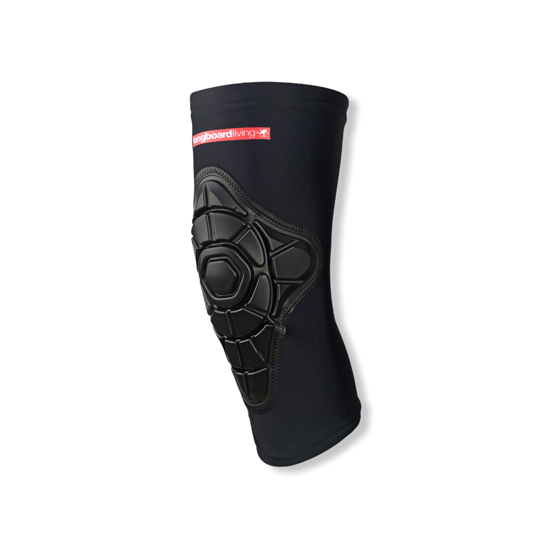 Knee Pads by longboard living - soft shell