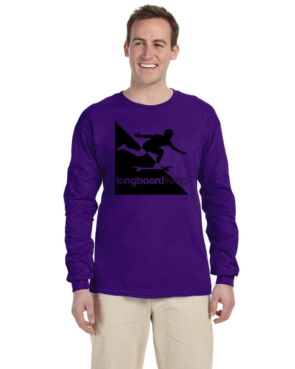 Longboard Living Yang Long Sleeve Shirt