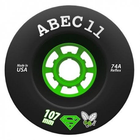 107mm Electric Flywheel Abec 11