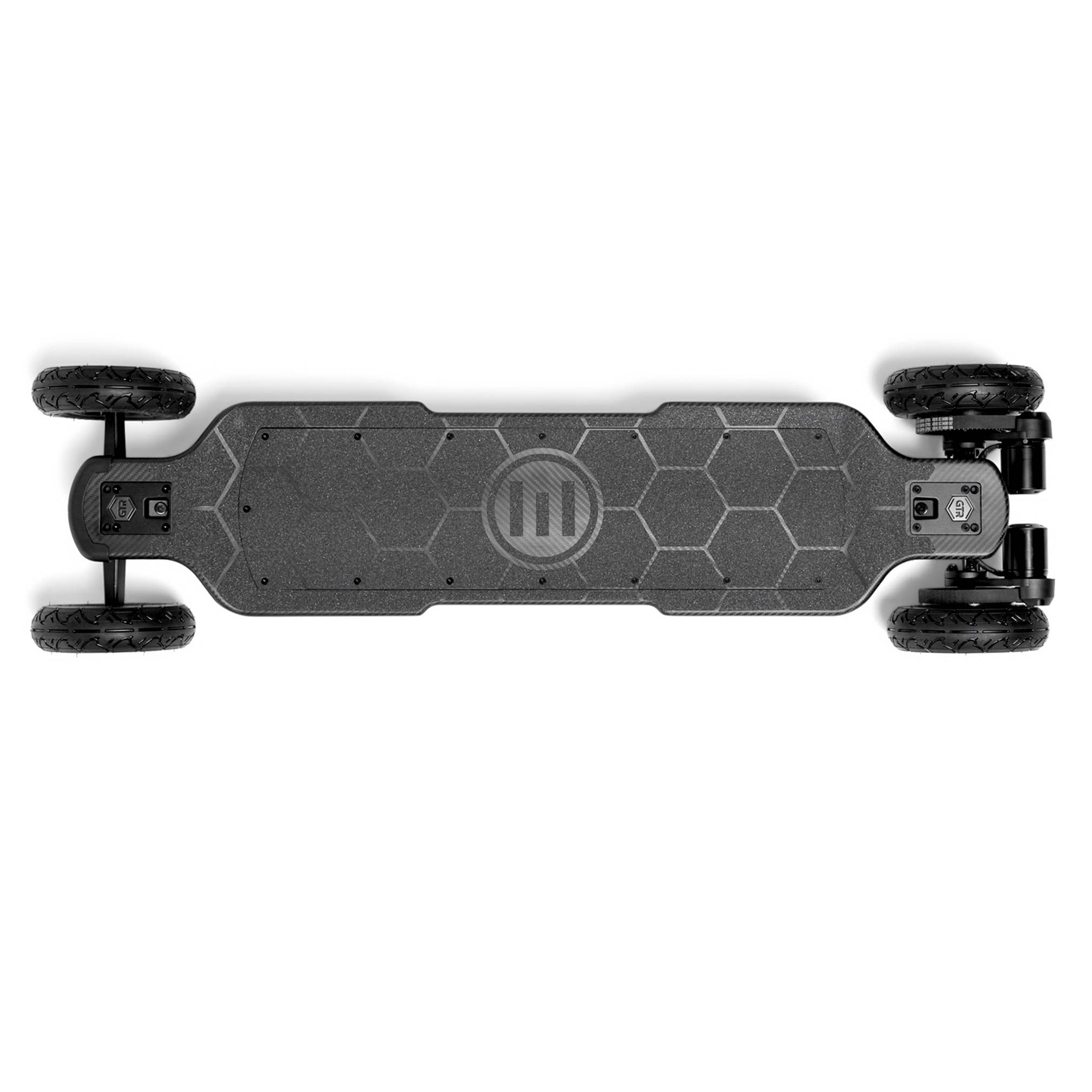 Evolve Skateboards Carbon GTR - All Terrain