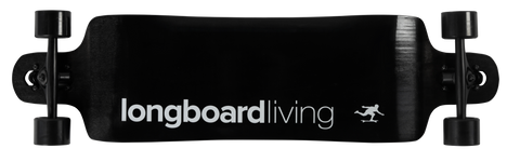 "Longboard Living Double Drop 38"" Complete"