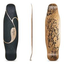 "34"" Loaded Boards Poke Deck"
