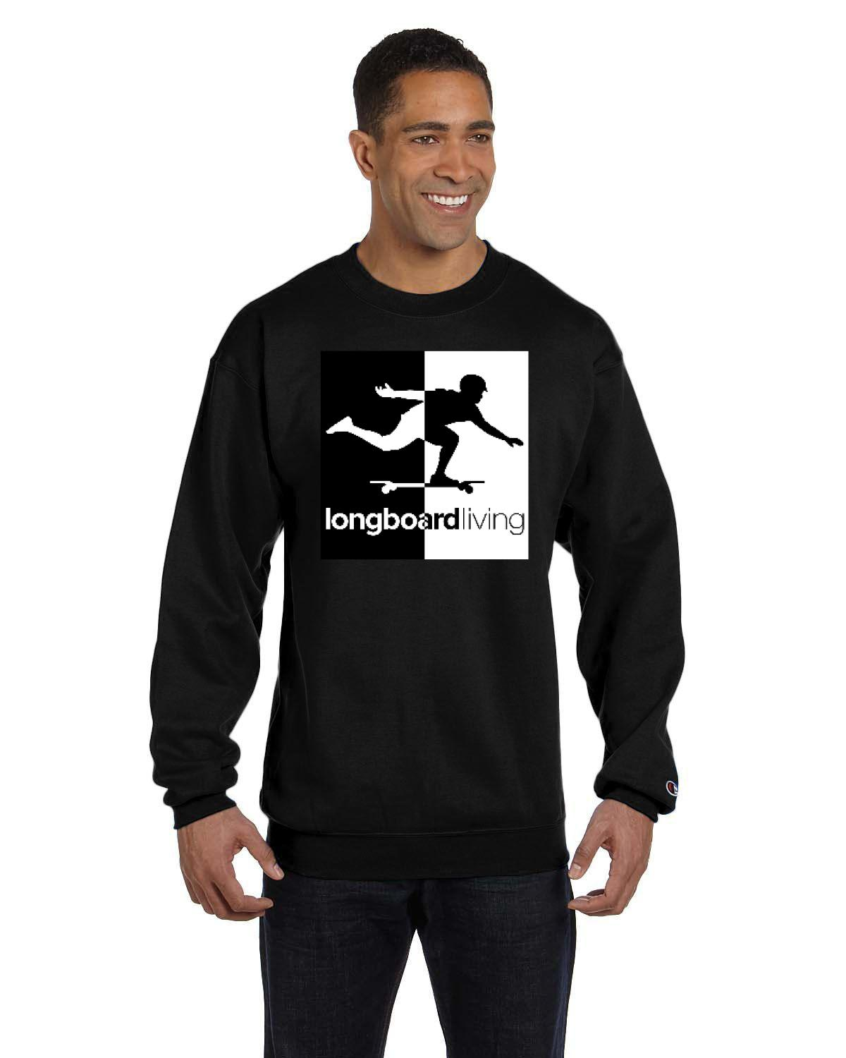 Longboard Living - Champion Sweater