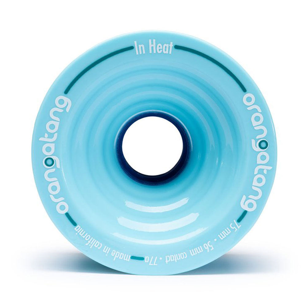 75mm 77a Orangatang IN HEAT - Blue