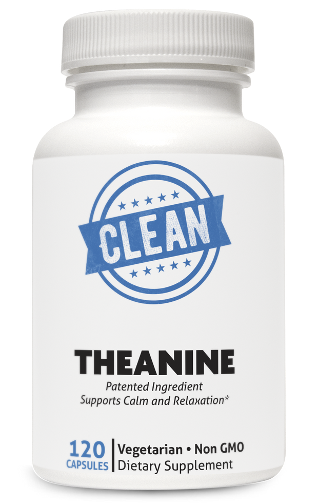 THEANINE - Ken Starr MD