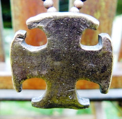 Saxon alter cross