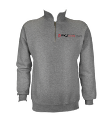 Mahurin Honors College Logo Pullover