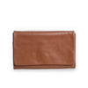 Flap Wallet - Tan
