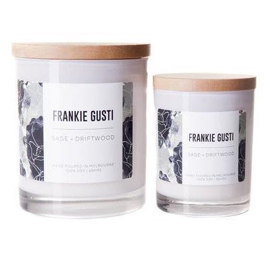 Sage & Driftwood Candle