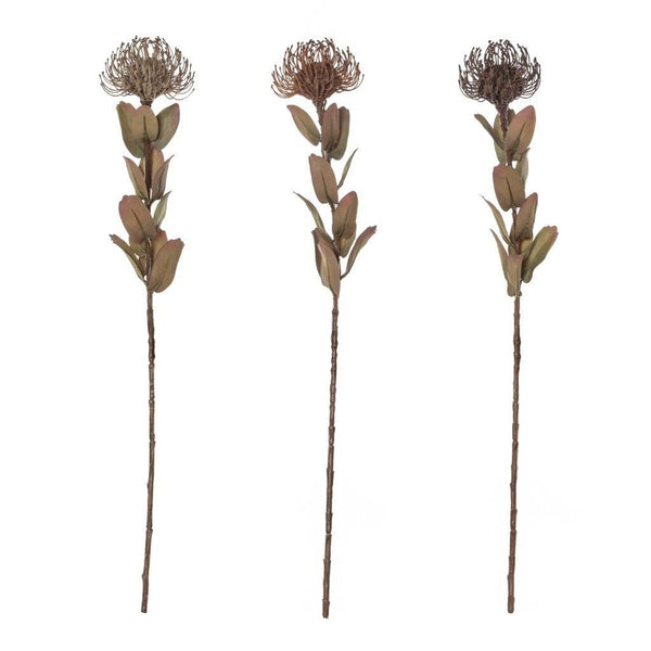 Pin Cushion Stem - Assorted Autumn