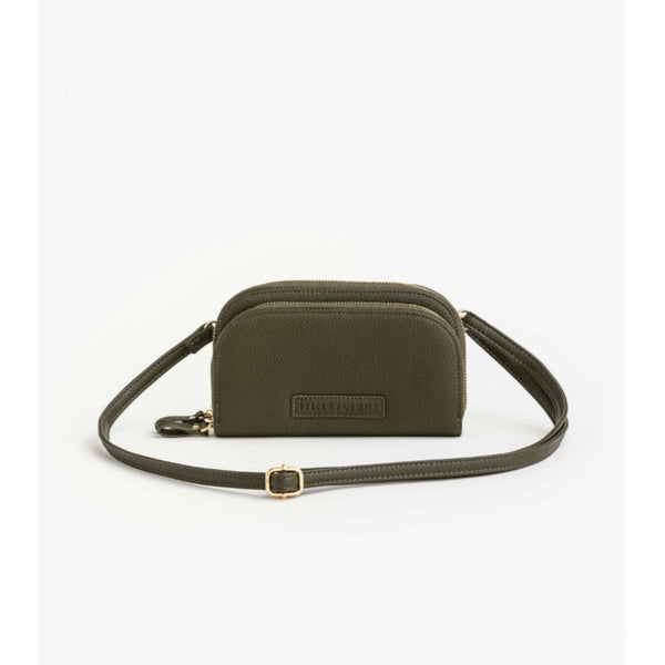 Chloe Duo Phone/Wallet - Khaki