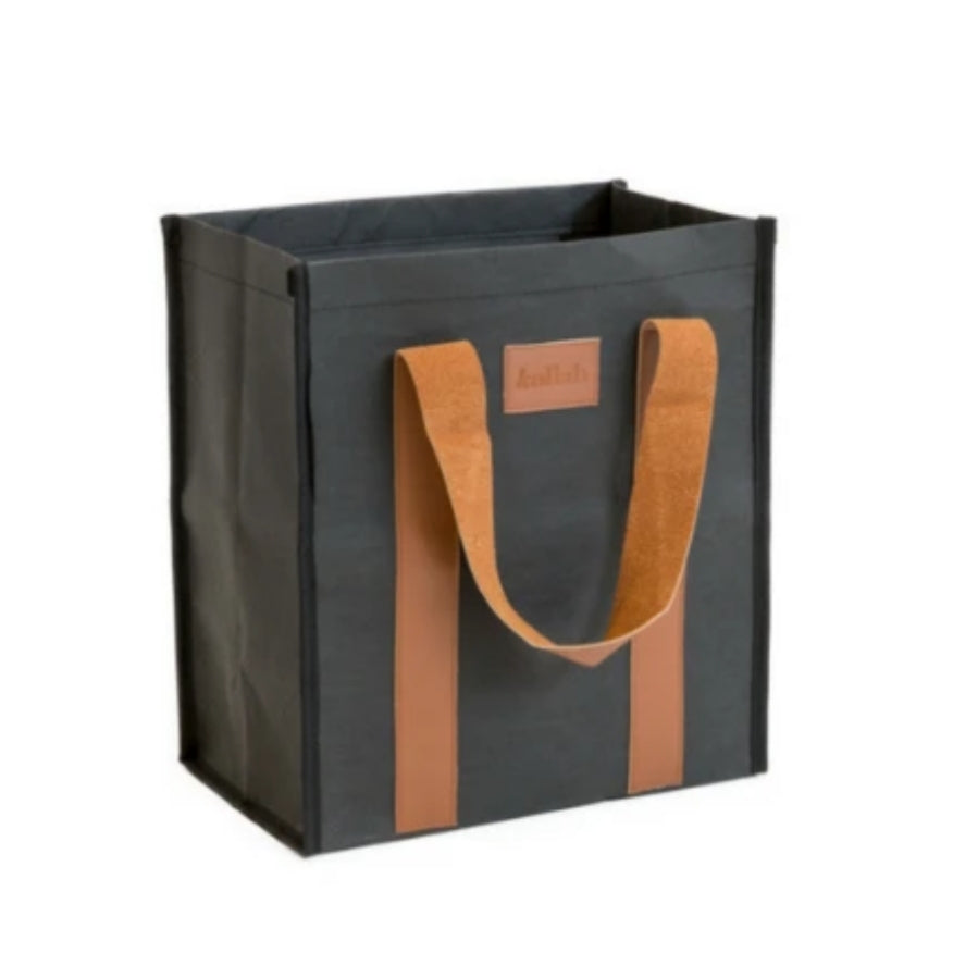 Paper by Kollab Market Bag - Coal
