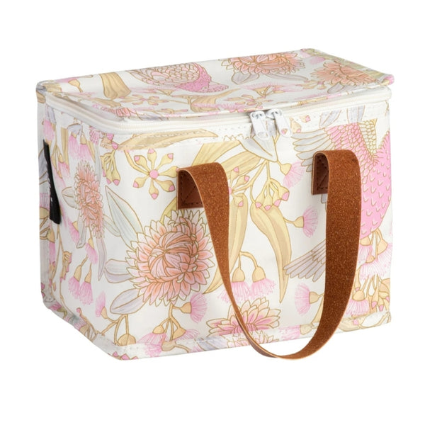 Lunch Box - Galah Floral