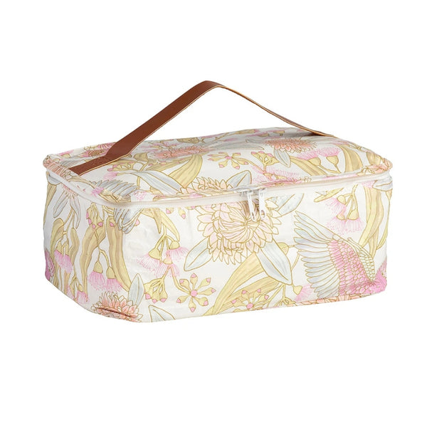 Stash Bag - Galah Floral