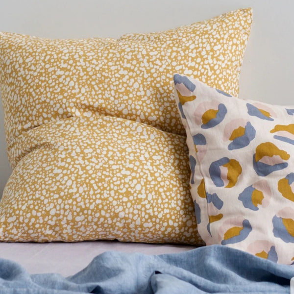 Paloma Linen - Euro Pillowcase Set
