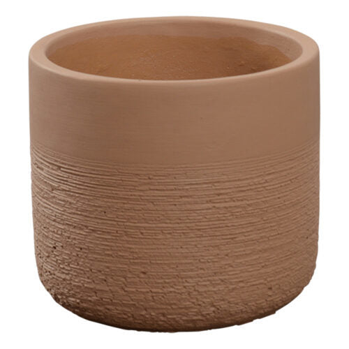 Kari Planter Pot - rust Small