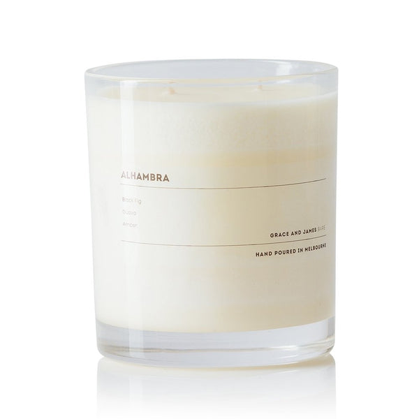 BARE Alhambra Candle