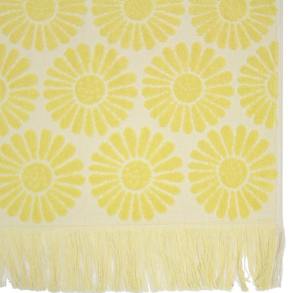Daisy Towel - Pineapple