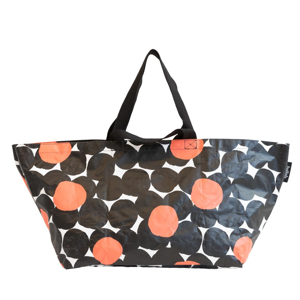 Bold Floral Beach Bag