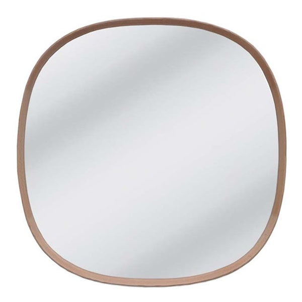 Carlsen Oak Mirror - Medium