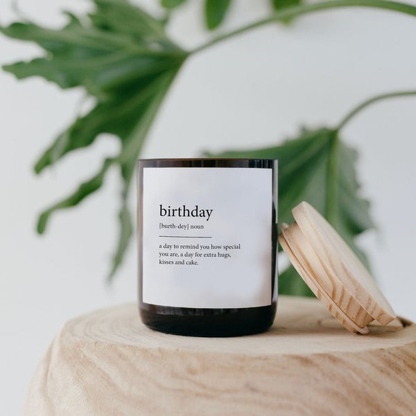 Dictionary Meaning Candle - Birthday