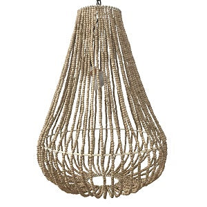Aria Chandelier - Natural