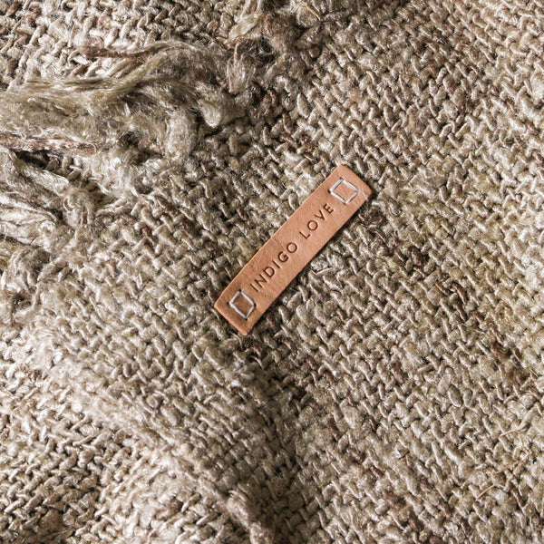 Naturelle Throw - Oatmeal