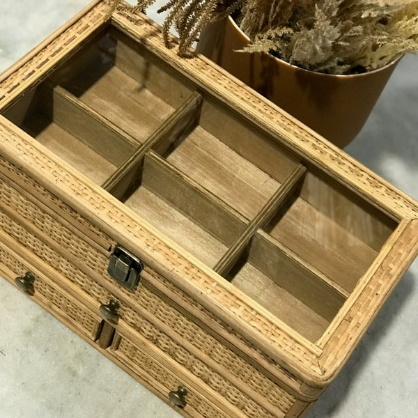 Weave Jewellery Box