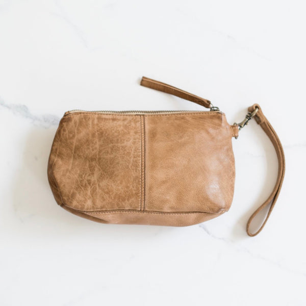 Small Essential Pouch- Natural