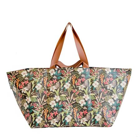Hibiscus Beach Bag