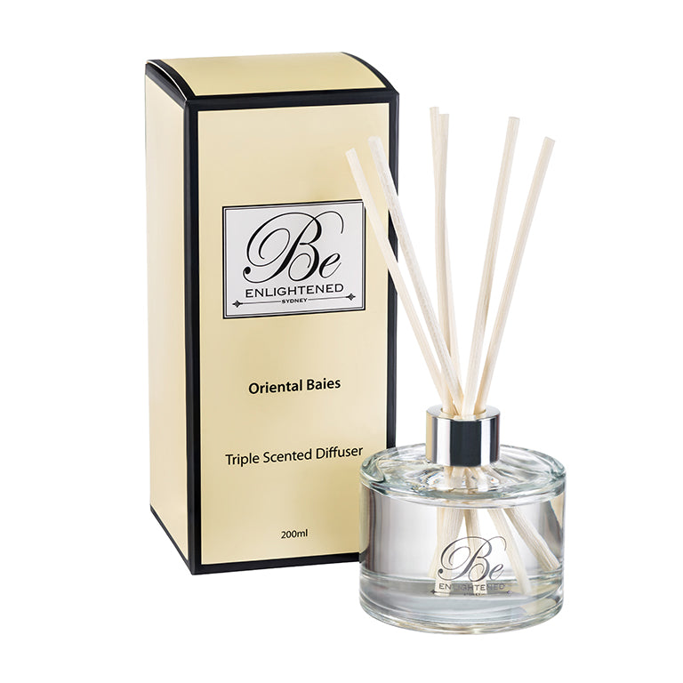 Oriental Baies Triple Scented Diffuser 200ml