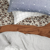 Leopard Kids Fitted Sheets