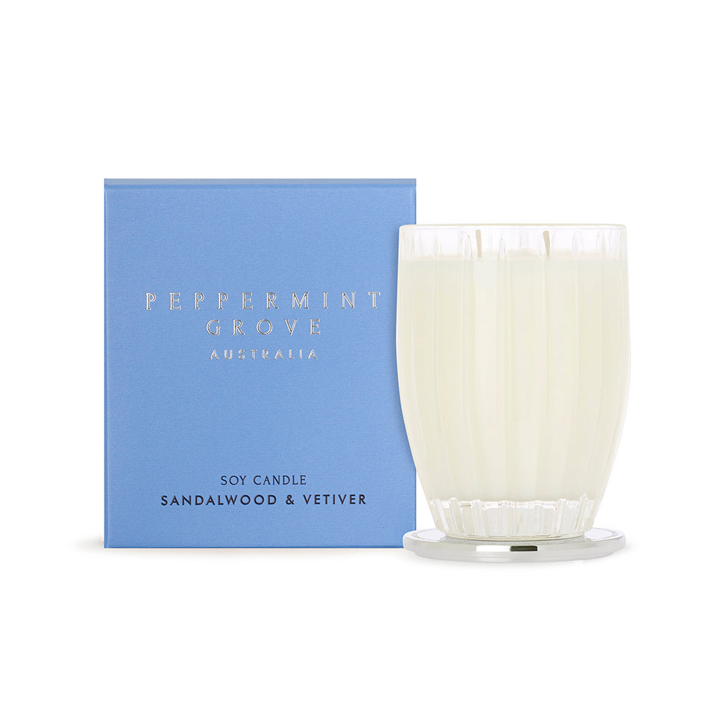 Sandalwood & Vetiver Candle 350g