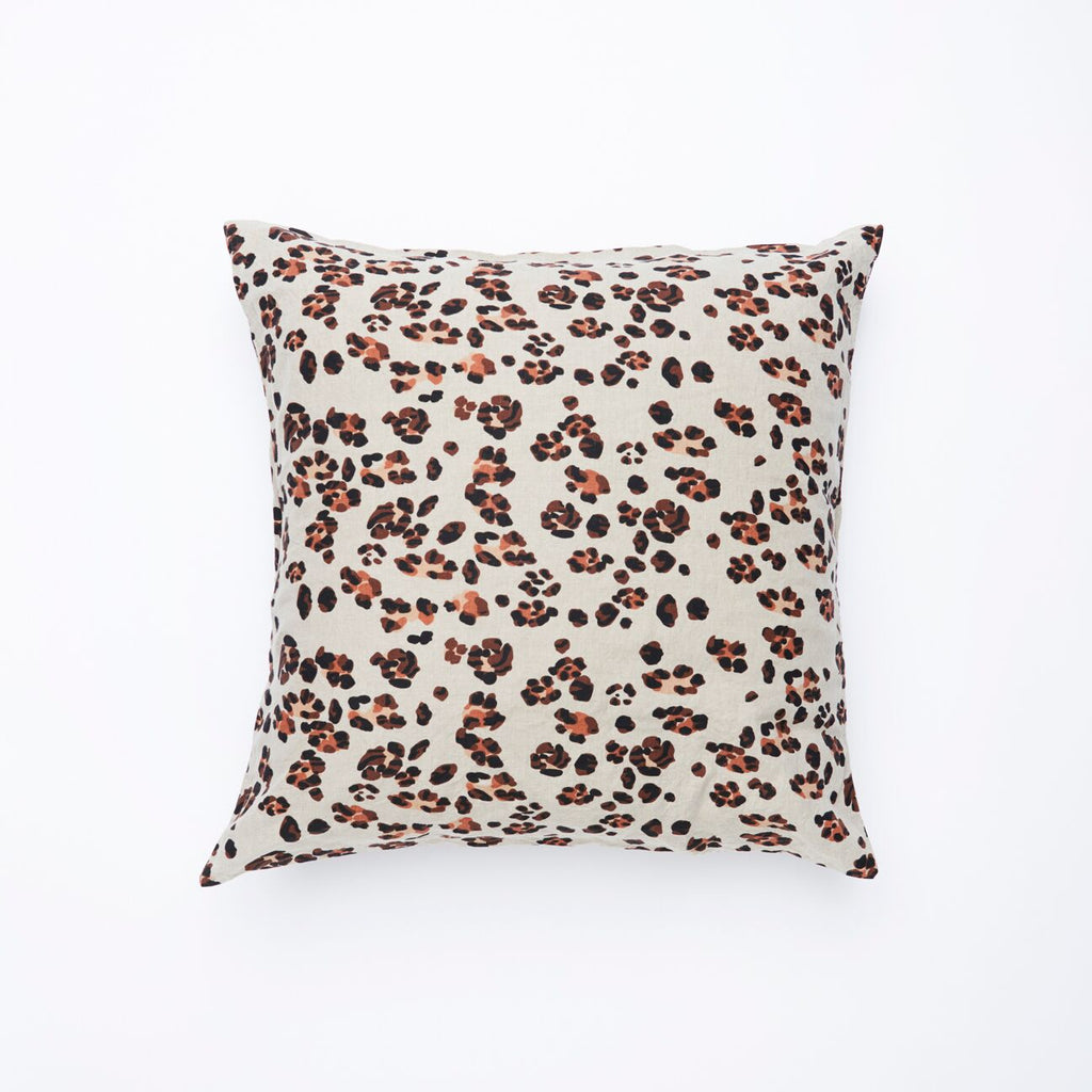 Leopard European Pillowcase Set