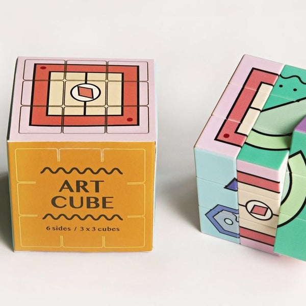 Art Cube - Crazy Candy