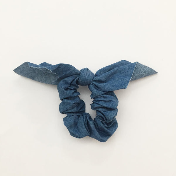 Scrunchie - Denim