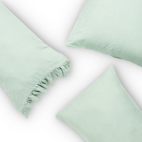 Wasabi Standard Pillowcase Set
