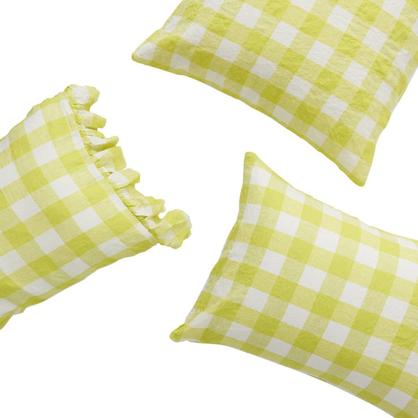 Limoncello Standard Pillowcase Set