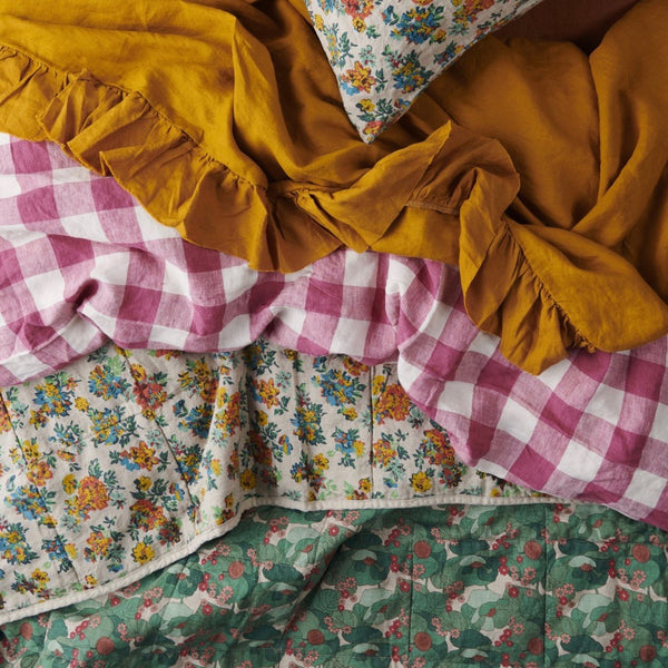 Florence/Winifred Floral Double Sided Quilt