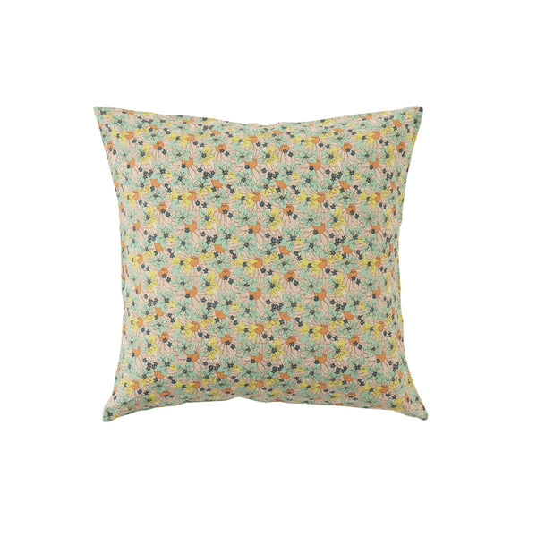 Marcie Floral European Pillowcase Set