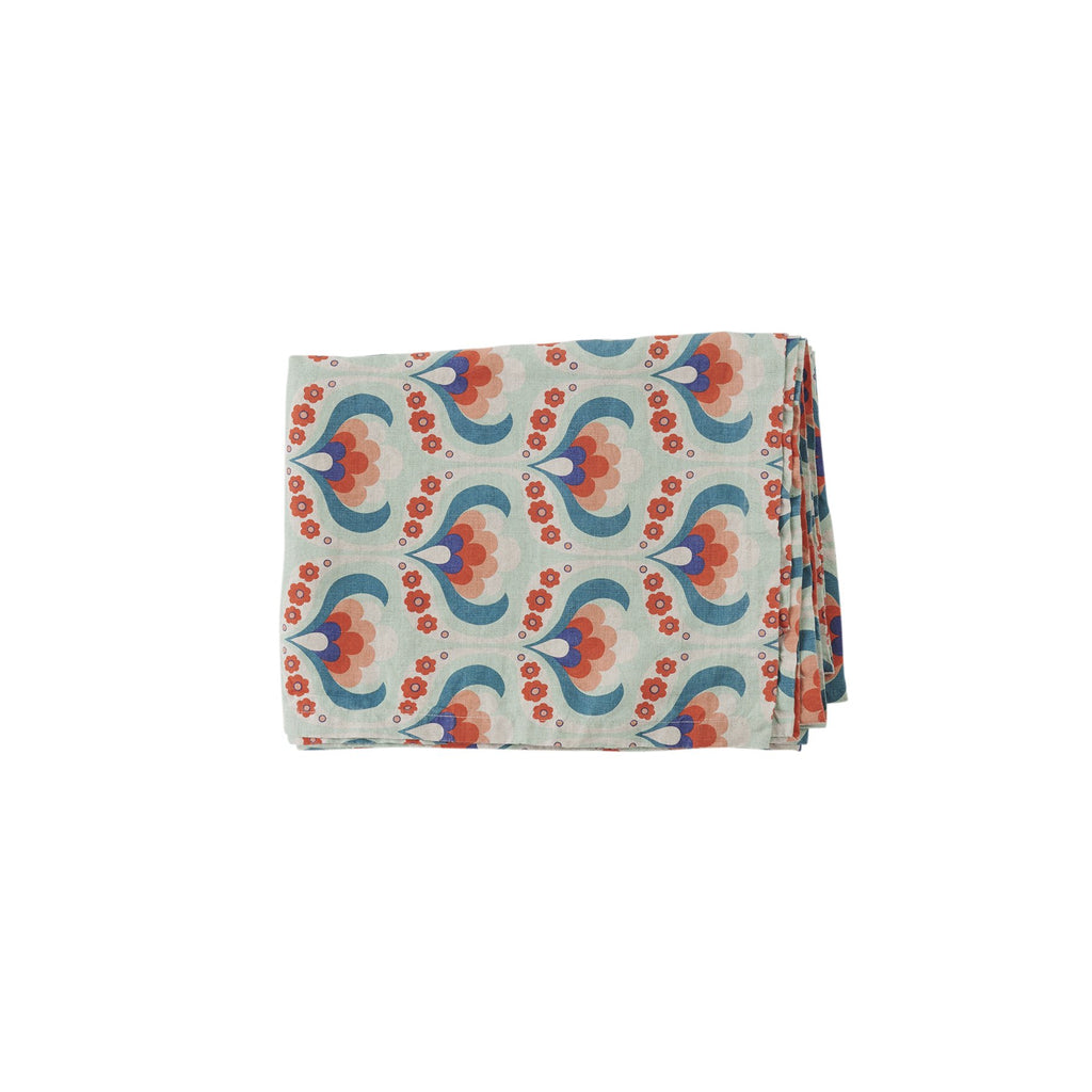 Maude Floral Table Cloth